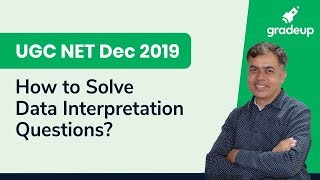 Data Interpretation Questions for UGC NET 2019 Exam by Vikas