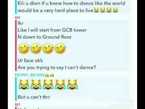 Ebony chat line