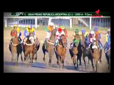 GP República 2012 - Canal Hipico - Hipodromo Argentino de Palermo