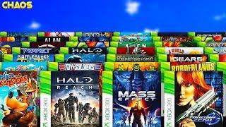 Top 25 Best XBOX 360 Games