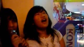 "Karaoke girls! Lady Gaga ""Just Dance"""