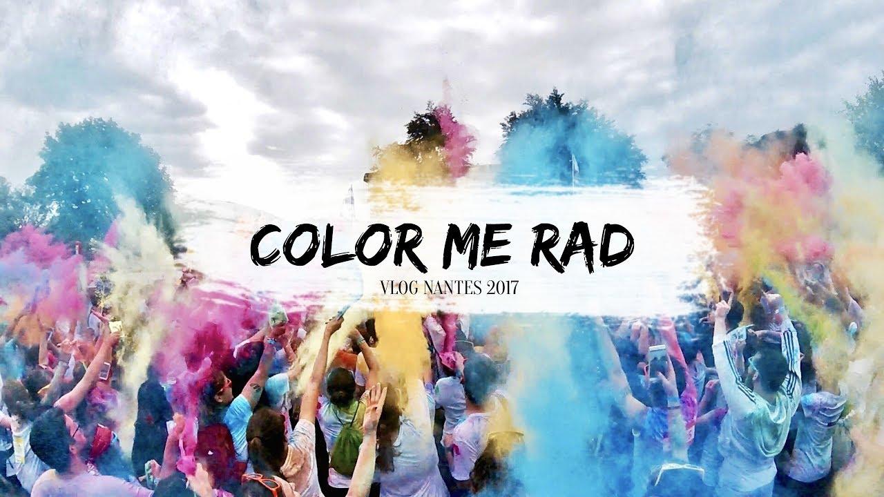 Color art nantes - Color Me Rad Nantes