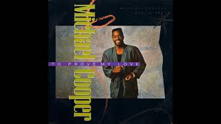 To Prove My Love (Instrumental) - Michael Cooper [1987 Synth-pop]