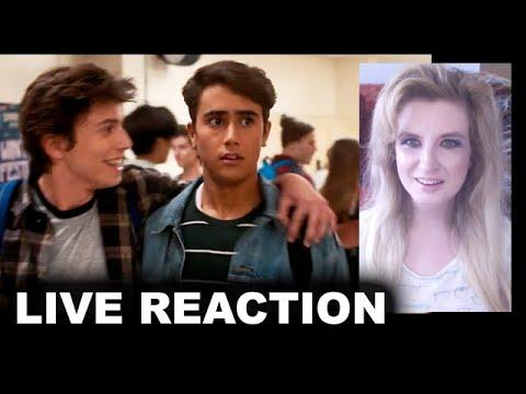 Love Victor Trailer REACTION