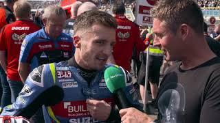 British Superbikes (BSB) 2019 Round 10 Assen Highlights