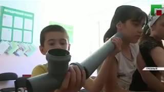 Урок сантехники в школе - XXI век отопление, Грозный