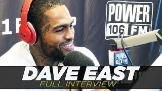 Dave East On Why He Signed With Def Jam + Talks 'Paranoia: A True Story'