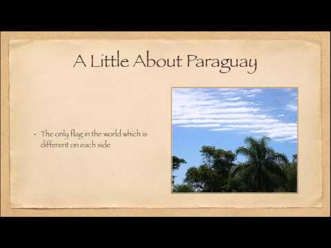 Permanent Residency In Paraguay - A Little About Paraguay