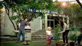 "HBF Home Insurance ""Backyard Cover"" Campaign (2009)"