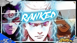 SC | ONLINE RANKED Ep.3 - FIGHTING FOR SURVIVAL! | NARUTO STORM 4【1440p UHD 60FPS】