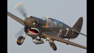 10 Great Airplanes of WWII Starting Up And Fly