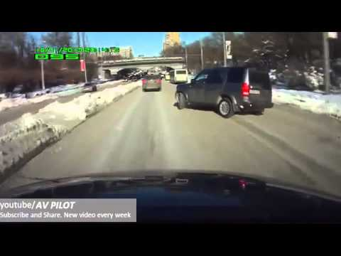 CRAZY RUSSIAN DRIVERS 2014