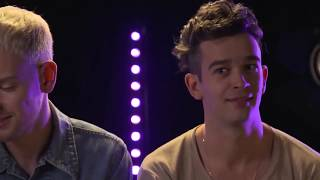 The 1975's interview // BBC Radio 1 // A BRIEF INQUIRY INTO ONLINE RELATIONSHIPS