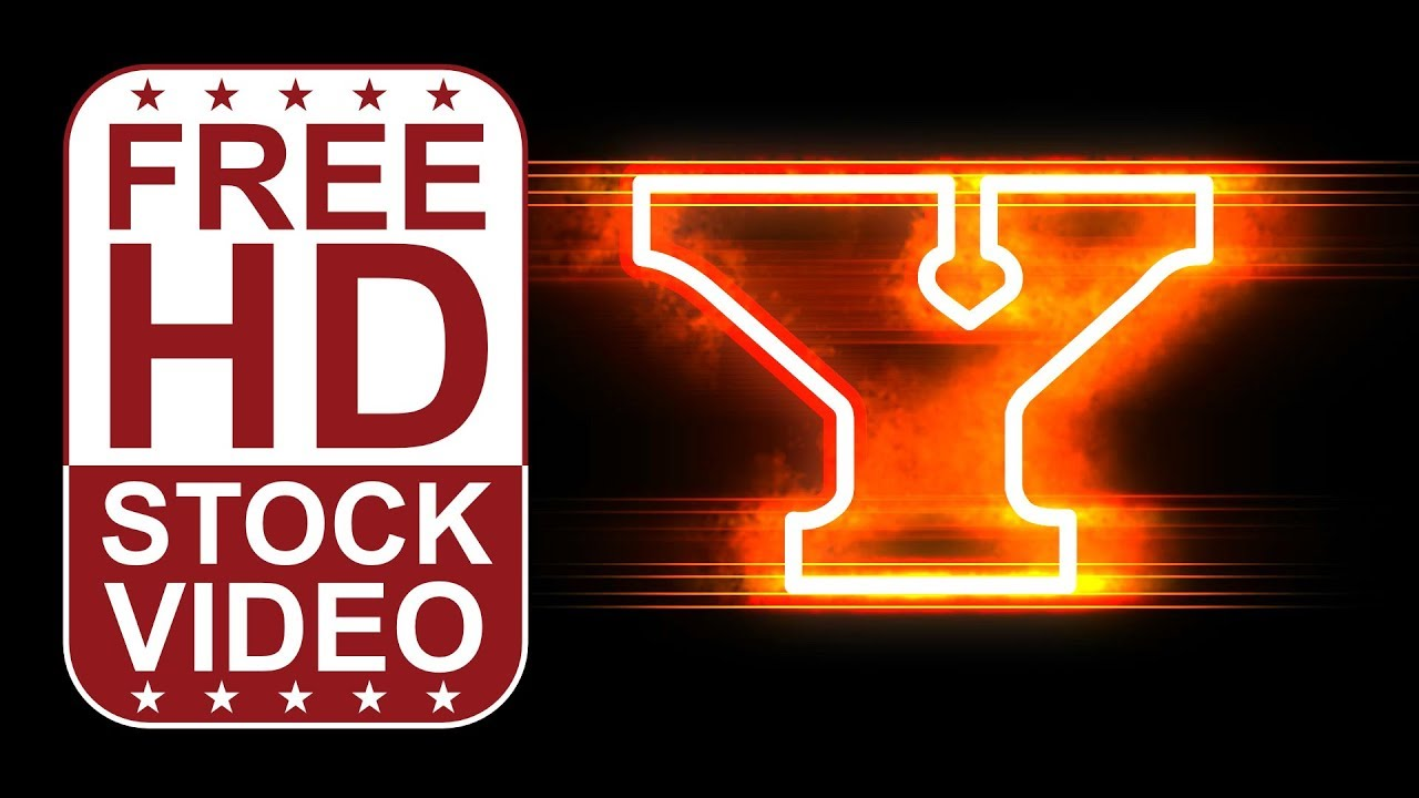 Free hd video backgrounds animated letter y with fire and glow free hd video backgrounds animated letter y with fire and glow effect seamless loop 2d animation thecheapjerseys Images