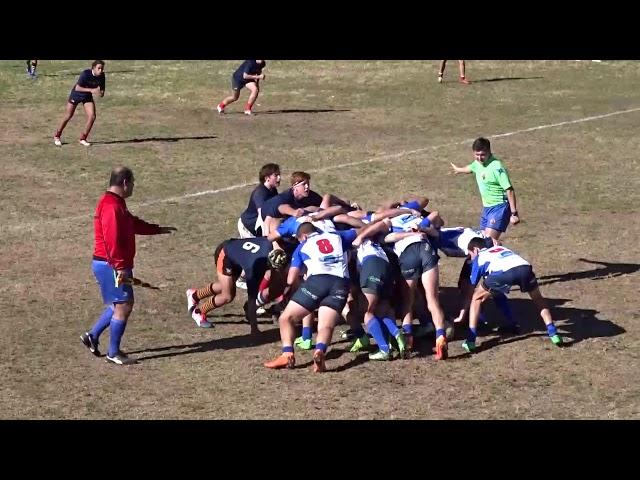 Rugby - Intercentros UCR/USR - M16 - 14/07/2018