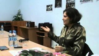 Тетяна Монтян в Дніпропетровську ч 1 14.03.2015