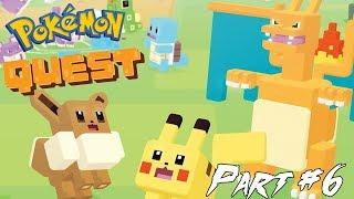 Stream Play: Pokemon Quest - Part #6 (NINTENDO SWITCH)