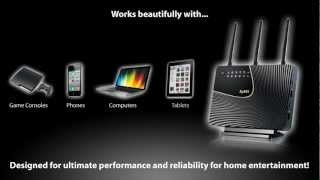 ZyXEL Router Dual Band_ NBG5715