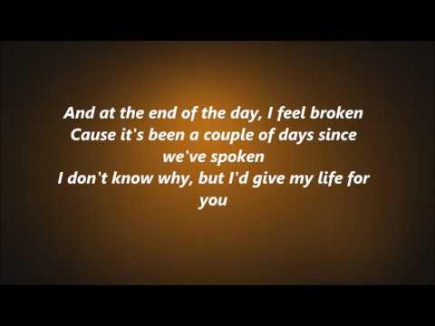 Lonely Again- Gnash/w Lyrics
