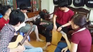 Tình yêu muôn màu - guitar YGC