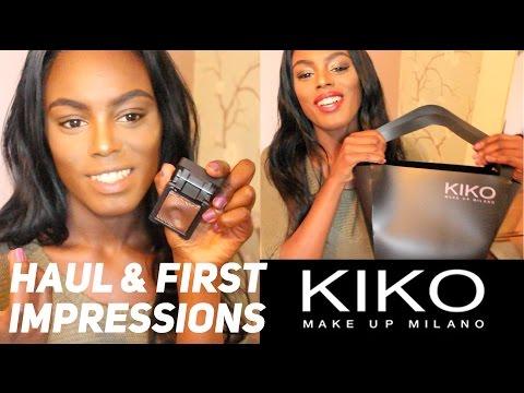 Kiko Milano Cosmetics | Haul & Reviewde YouTube · Durée:  20 minutes 7 secondes · 24.000+ vues · Ajouté le 22.02.2016 · Ajouté par Krystal Lynn