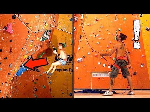 How to Belay Dynamically: Common Mistakes | Beginner Advice | Fear of Falling