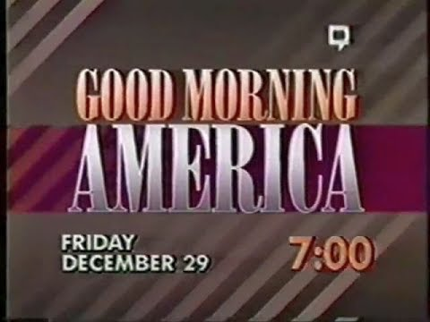 Download Good Morning America: Review of the '80s