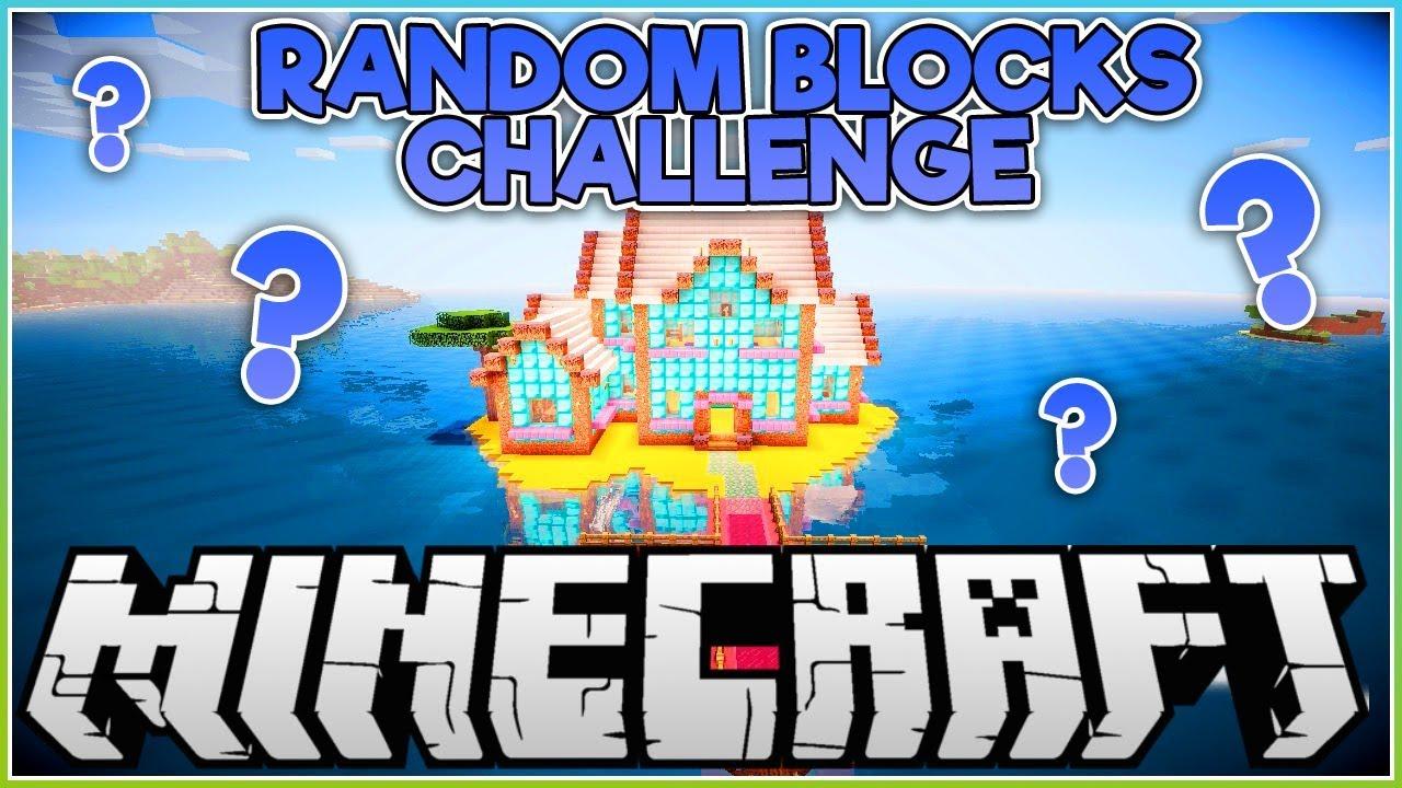 Random Blocks Building Challenge!