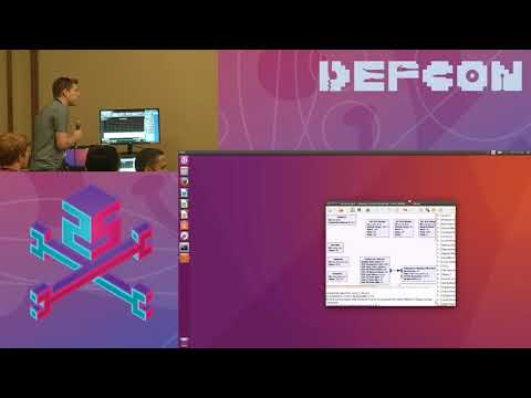 DEF CON 25 Car Hacking Village  - Montalbano, Gillispie, Connett - Attacking Wireless Interfaces