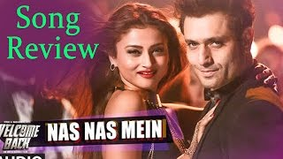 Nas Nas Mein Song review welcome back - Bollywood Latest News