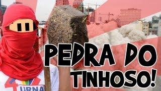 PEDRA DO TINHOSO! - I WANNA BE THE GUY #04