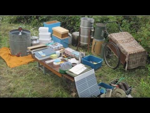 Beekeeper's Inventory - инструменты для работы на пасеке