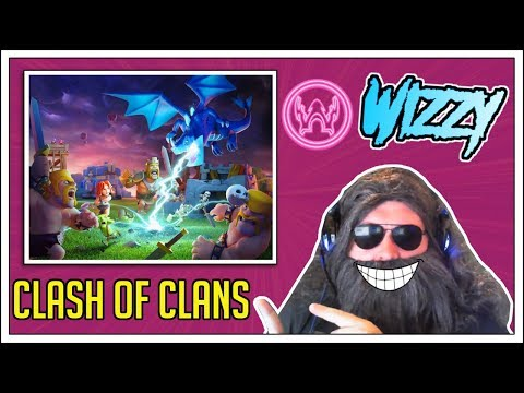 Clash Of Clans Live! - Join My Clan/new Clan - Trophy Hunt PLUS War - Base Shoutout