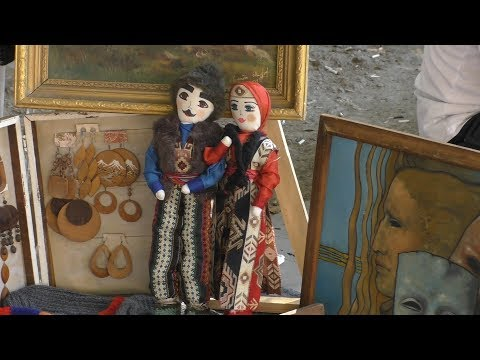 Yerevan, 26.08.18, Su, Video-1, (на рус.), Вернисаж.