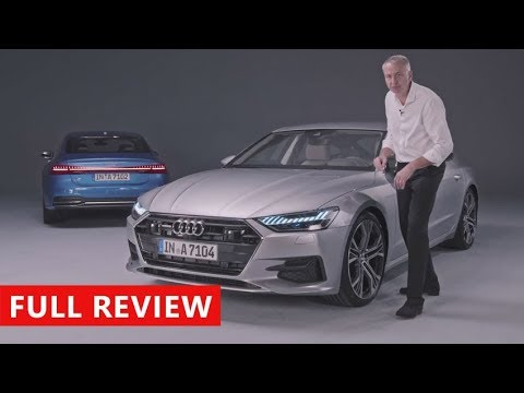 2018 Audi A7 Sportback Review - Amazing New Luxury Sedan !