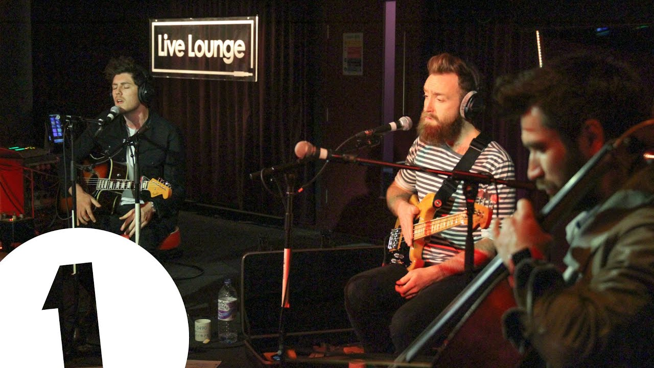 Twin Atlantic - Chandelier (Sia) in the Live Lounge - YouTube