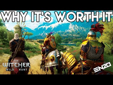 Why The Game Of The Year Edition For The Witcher 3 Wild Hunt  Is Worth It! ( PS4 / Xbox One )