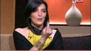 بالفيديو.. حورية فرغلي: الوسط الفني ملوث ولم أقدم تنازلات لأحد