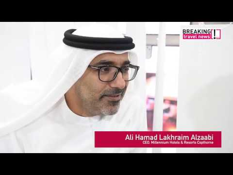 Ali Hamad Lakhraim Alzaabi, chief executive, Millennium Hotels & Resorts Copthorne