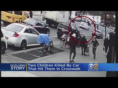 2 Children Killed By Car In Brooklyn Crosswalk