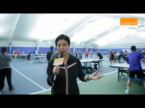Grand Opening of Glen Head Table Tennis Center & Chess Academy