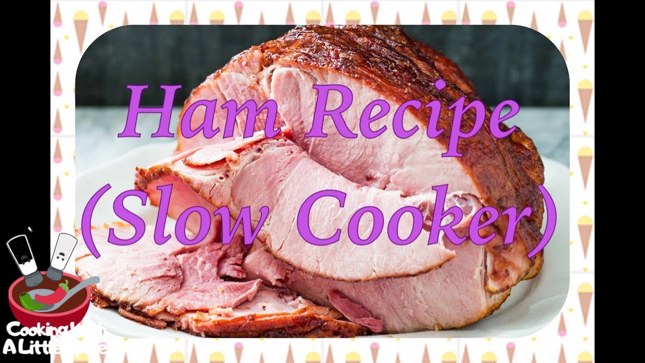 recipe: ham in cooking bag with coke [37]