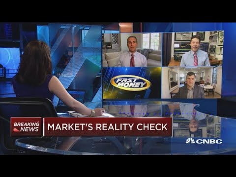 Market Sell-off: Stocks Get A Dose Of Reality