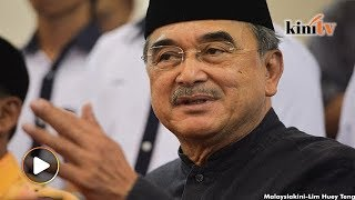 Ali Rustam keluar Umno hari ini?