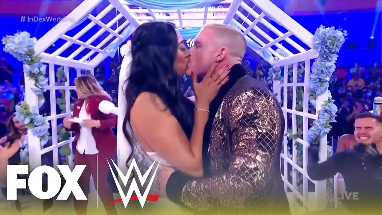 Dexter Lumis and Indi Hartwell head to the alter for Index wedding | NXT |WWE ON FOX