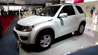 Suzuki Grand Vitara Diesel Videos