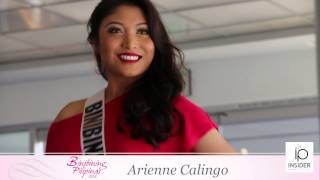 Binibini 16 Arienne Calingo