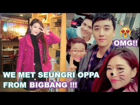 Meeting Seungri oppa (Bigbang) & WINNER l YG ARTISTS l BIG HIT l SM l JYP
