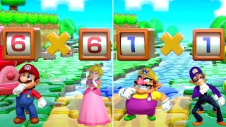 Mario Party Series - Brainy Minigames