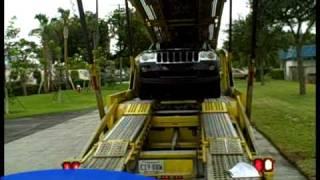 видео open carrier transport